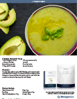 Keto Chicken Avocado Soup